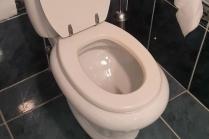 Как отмыть унитаз от известкового налета в домашних условиях