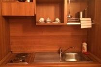 Как избавиться от жира на кухонном гарнитуре