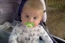 Развитие ребенка в 4 месяца. Вес, рост