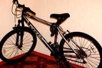Как зимой хранить велосипед на балконе