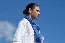 Модные шарфы весна 2015