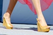 Модные женские туфли весна 2015