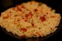 Рис с луком и морковью в мультиварке
