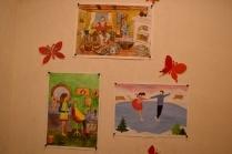 Развивающие рисунки для детей 4-5 лет
