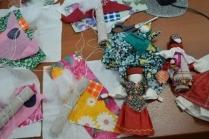 Поделки из ткани своими руками для школьников