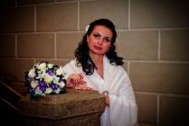 Свадебная прическа в европейском стиле