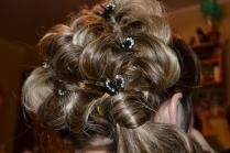 Вечерние причёски в домашних условиях своими руками
